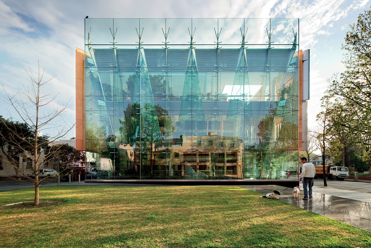 Surry Hills Library and Community Centre / FJMT | ArchDaily