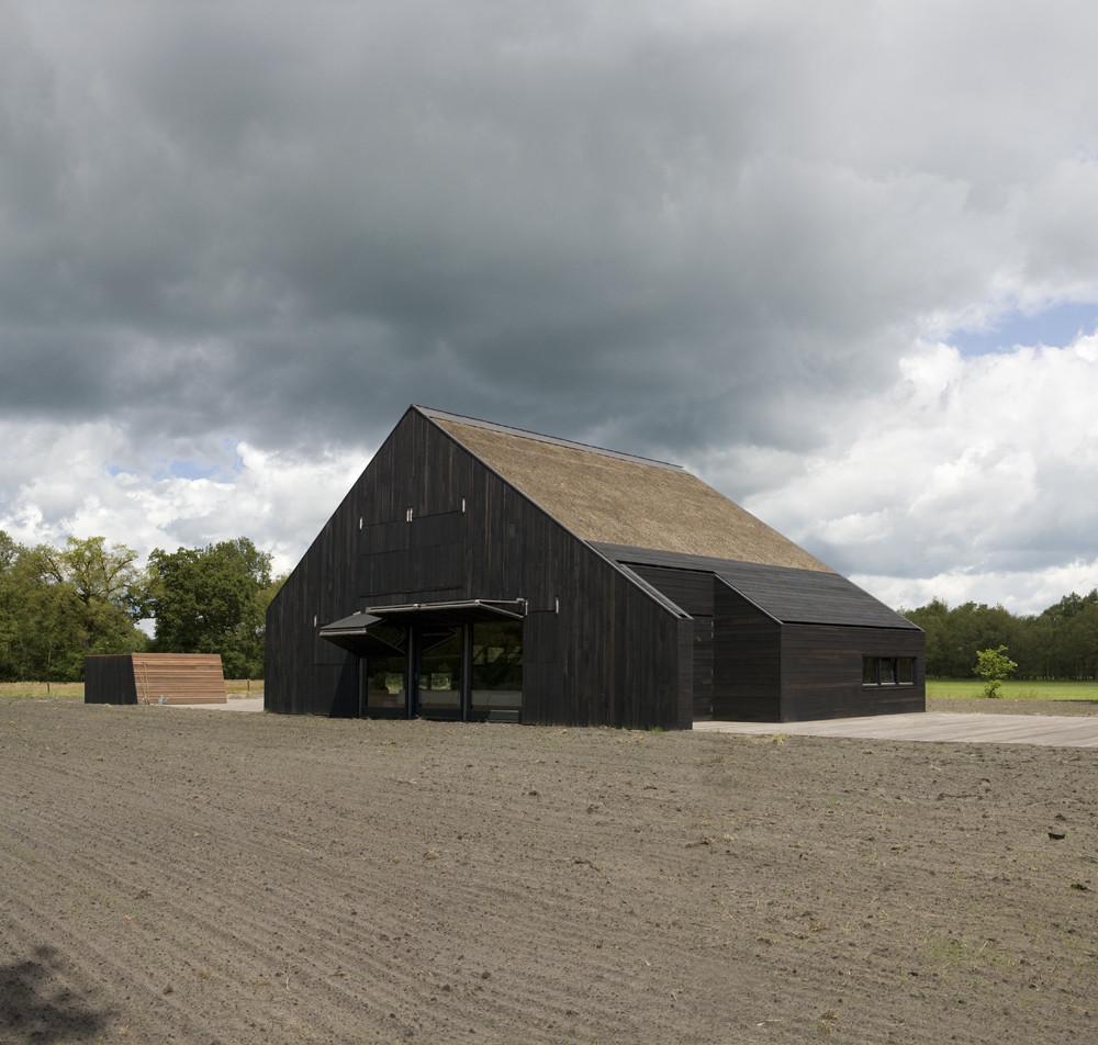 Pilot Dwelling for the Groote Scheere / Bureau B+B, © Lard Buurman