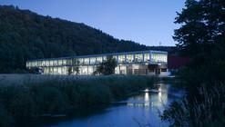 Office Building with Training Workshop / Barkow Leibinger