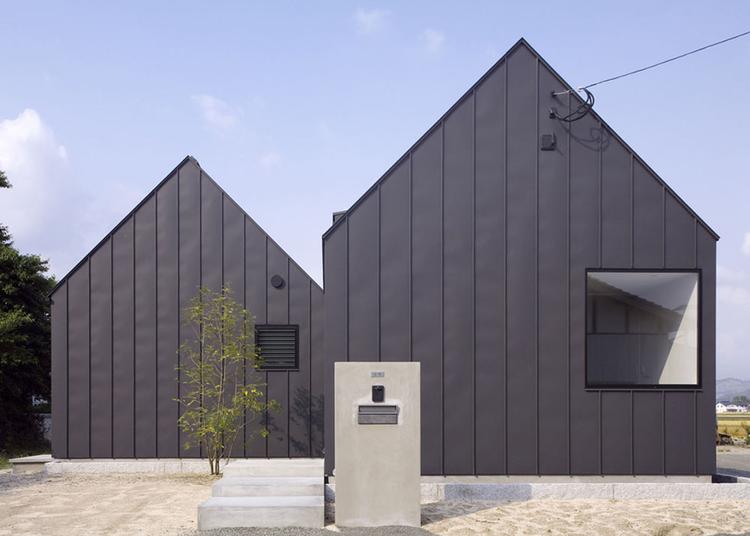 Chikuzen House / Design nico Architect Associates, © Ohno Hiroyuki