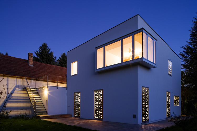 [KO]mic / synn architekten, © Manfred Seidl