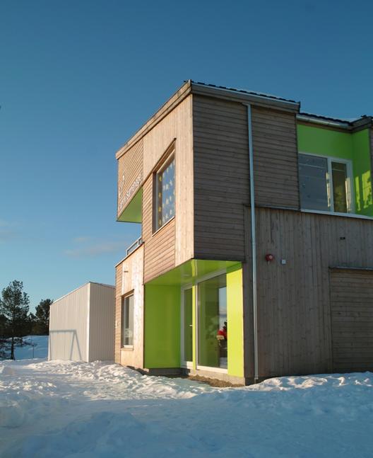 Knarvik Kindergarden / M3 Architecture, © Thomas Tysseland