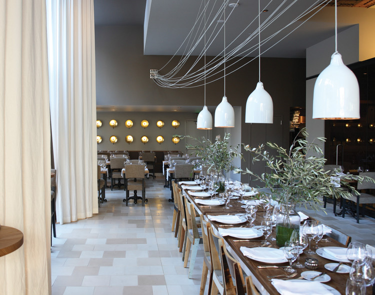 Merveilleux Ella Dining Room And Bar / UXUS
