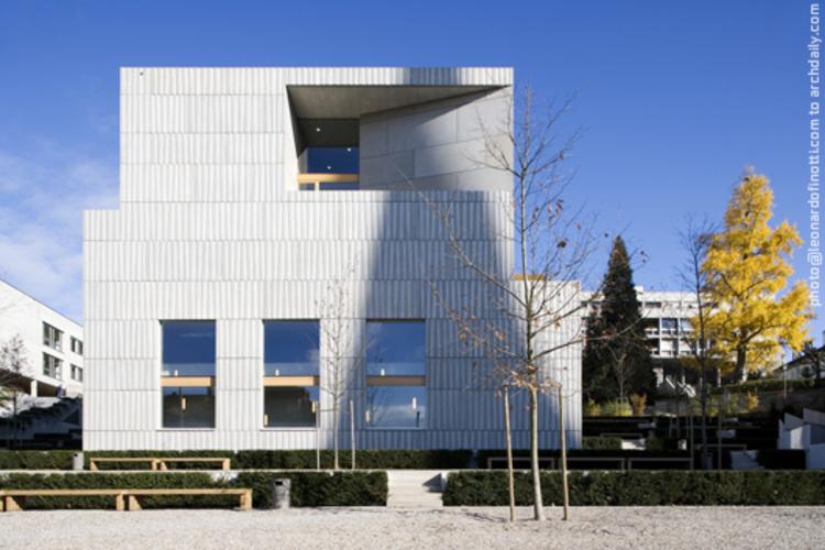 Dreilinden School Propsteimatte / Lussi + Halter, © Leonardo Finotti