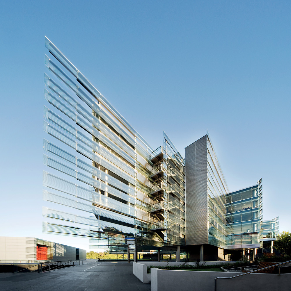 Business School and Teaching Complex / FJMT + Archimedia, © John Gollings