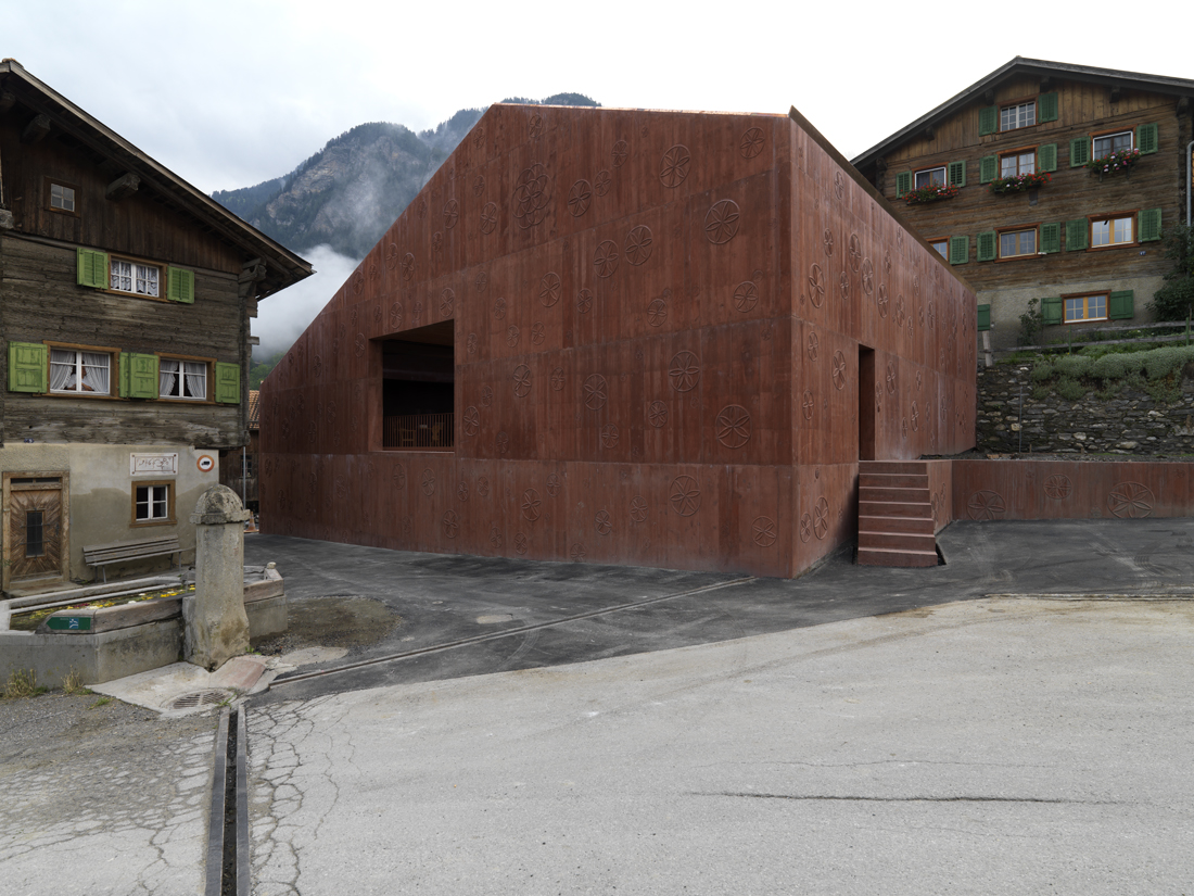 Atelier Bardill / Valerio Olgiati