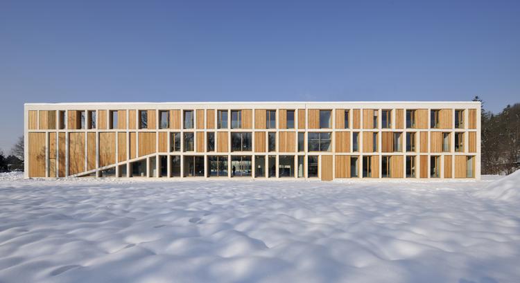 Biotehniska Fakulteta / Arhitektura Krušec, © Miran Kambič