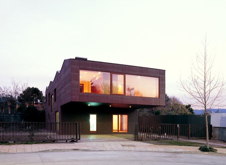 Pael House / Pezo von Ellrichshausen, © Cristobal Palma