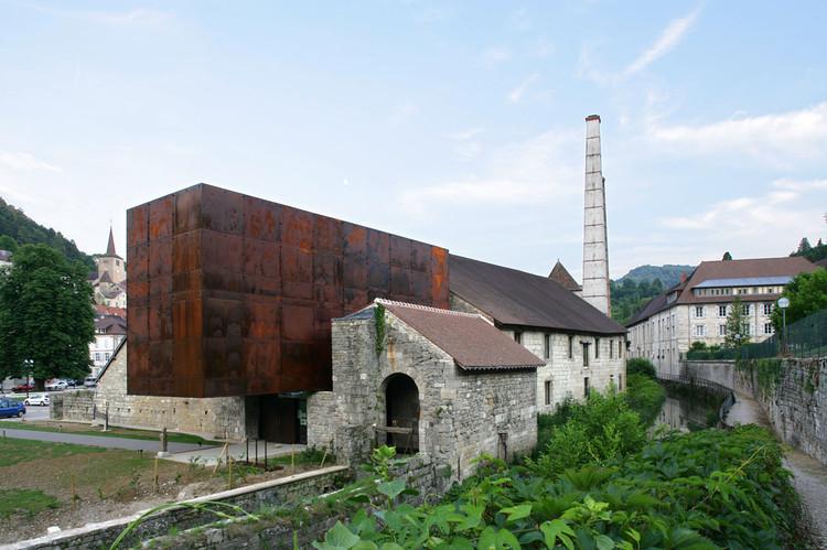 Salt Museum / Malcotti Roussey Architectes + Thierry Gheza, © Nicolas Waltefaugle