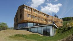 Celjska Koca / Arhitektura Krušec