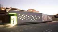 Diderot d'Alembert School Infirmary / Chartier Dalix Architectes