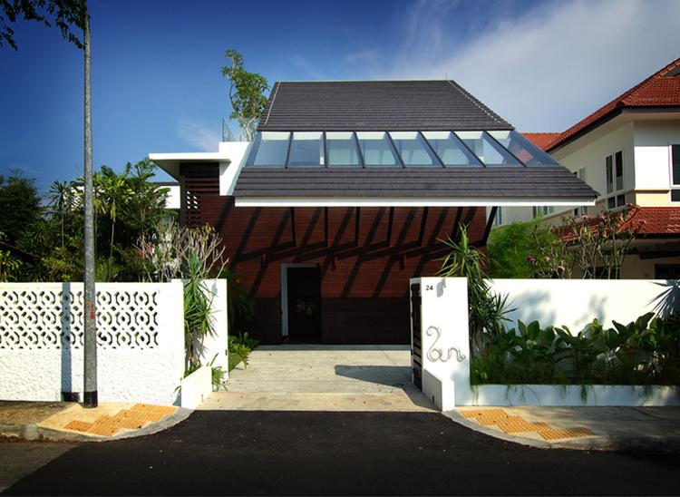 Jalan Merlimau / Aamer Architects, © Amir Sultan