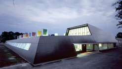 Lycée de Jolimont / Laurens & Loustau Architectes