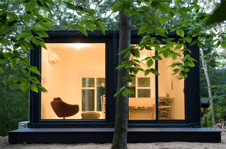 Container Studio / MB Architecture, Courtesy of MB Architecture