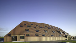Elementary School Complex at Techum / Zerodegree Architecture