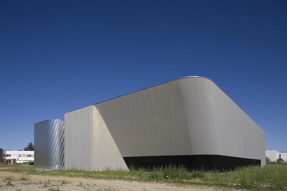 Gymnase INP / Laurens & Loustau Architectes, © Stéphane Chalmeau