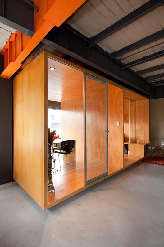 RI Offices / Arquitectura X, © Sebastián Crespo