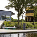 Community Rowing Boathouse / Anmahian Winton Architects