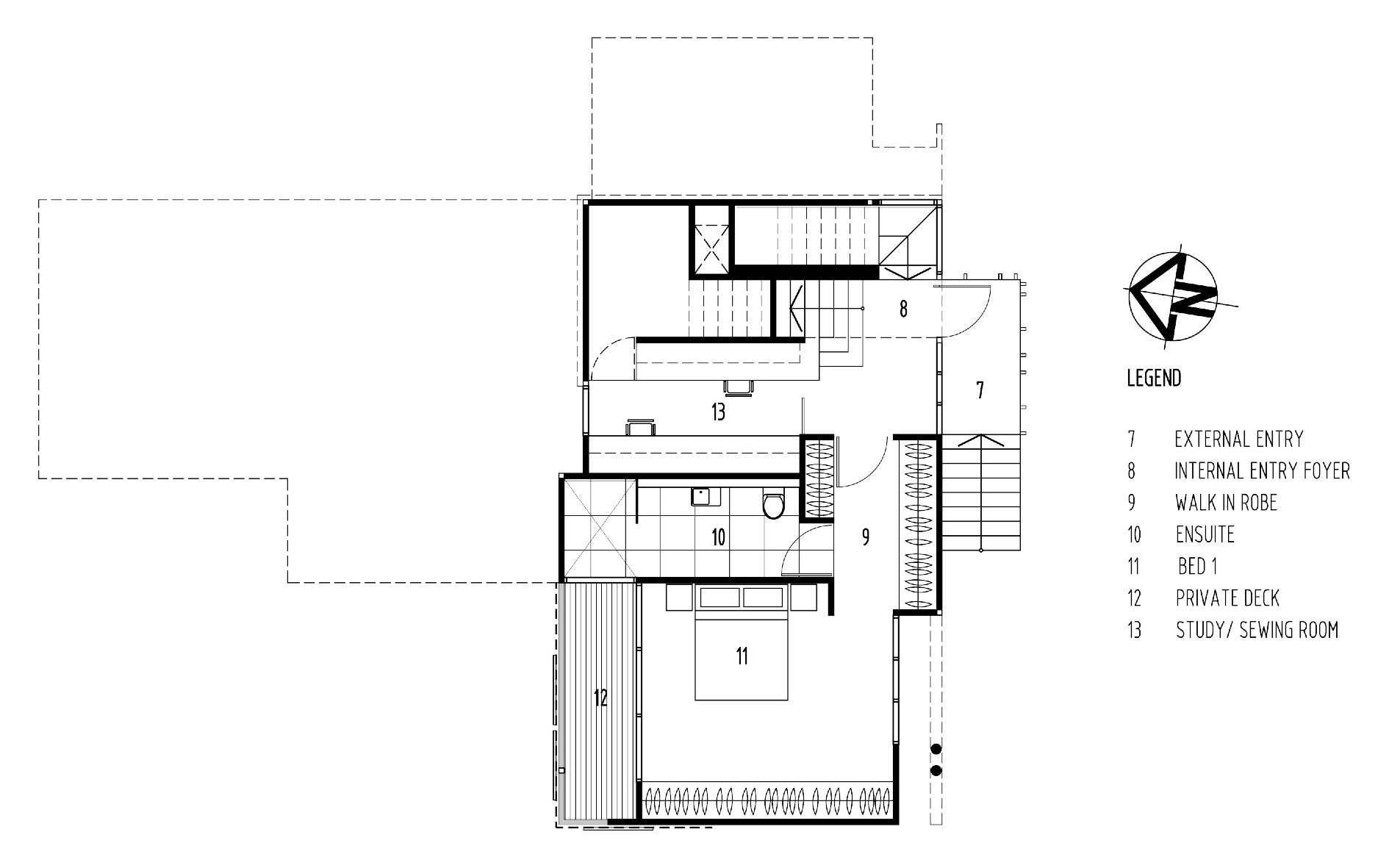 Gallery Of Stonehawke House Base Architecture 14