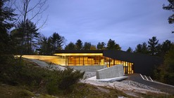 French River Visitor Centre / Baird Sampson Neuert Architects