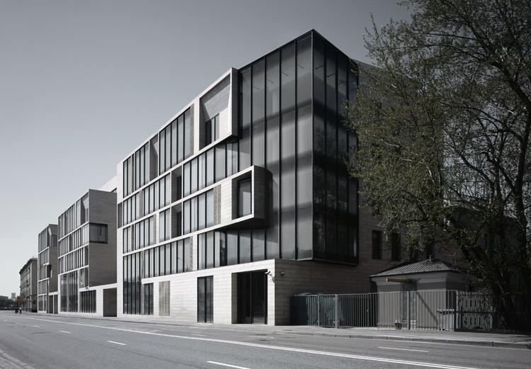 Barkly Plaza / Sergey Skuratov Architects, © Yuri PALMIN