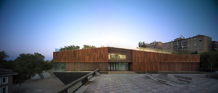New headquarters for environment services mag n arquitectos archdaily - Arquitectos de granada ...
