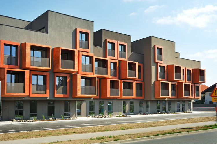 Jurčkova housing / Enota, © Miran Kambič