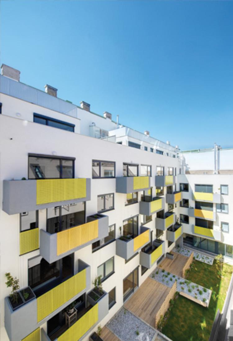 Andreasgasse / BWM Architekten und Partner