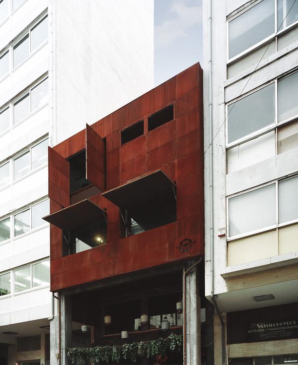 Guru Bar / Klab architecture, © Babis Louizidis