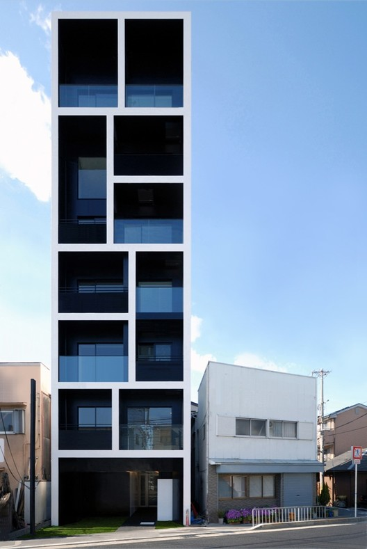 Apartment in Katayama / Matsunami Mitsutomo, © Matsunami Mitsutomo