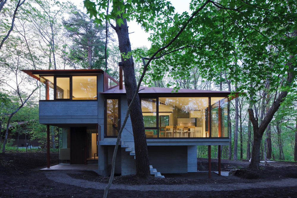 VILLA-K / Cell Space Architects, © Masao Nishikawa