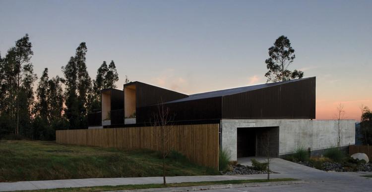 Concepción House / elton+léniz arquitectos asociados, © Natalia Vial
