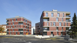 Cvetkova Apartments / Andrej Kalamar