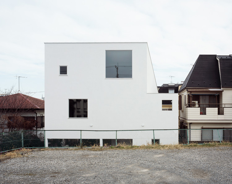 DG-House / GENETO, © Takumi Ota