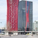 Porta Fira Towers / Toyo Ito AA  + Fermín Vázquez (b720 Arquitectos)