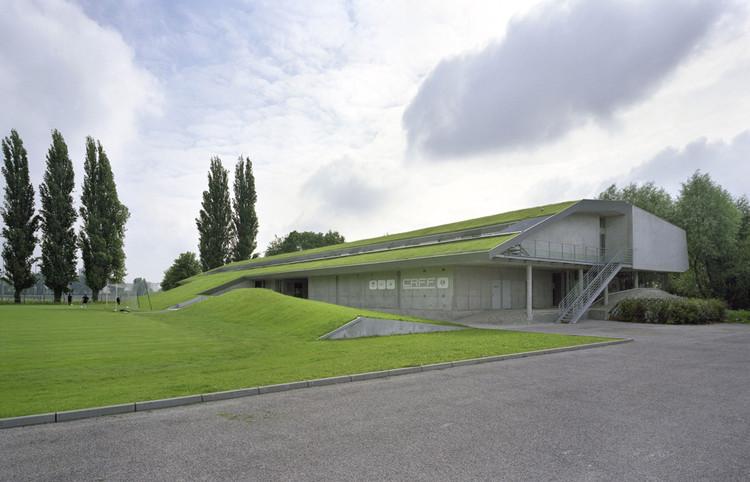 Football Training Center / Chartier - Corbasson