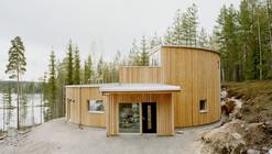 Villa Nyberg / Kjellgren Kaminsky Architecture