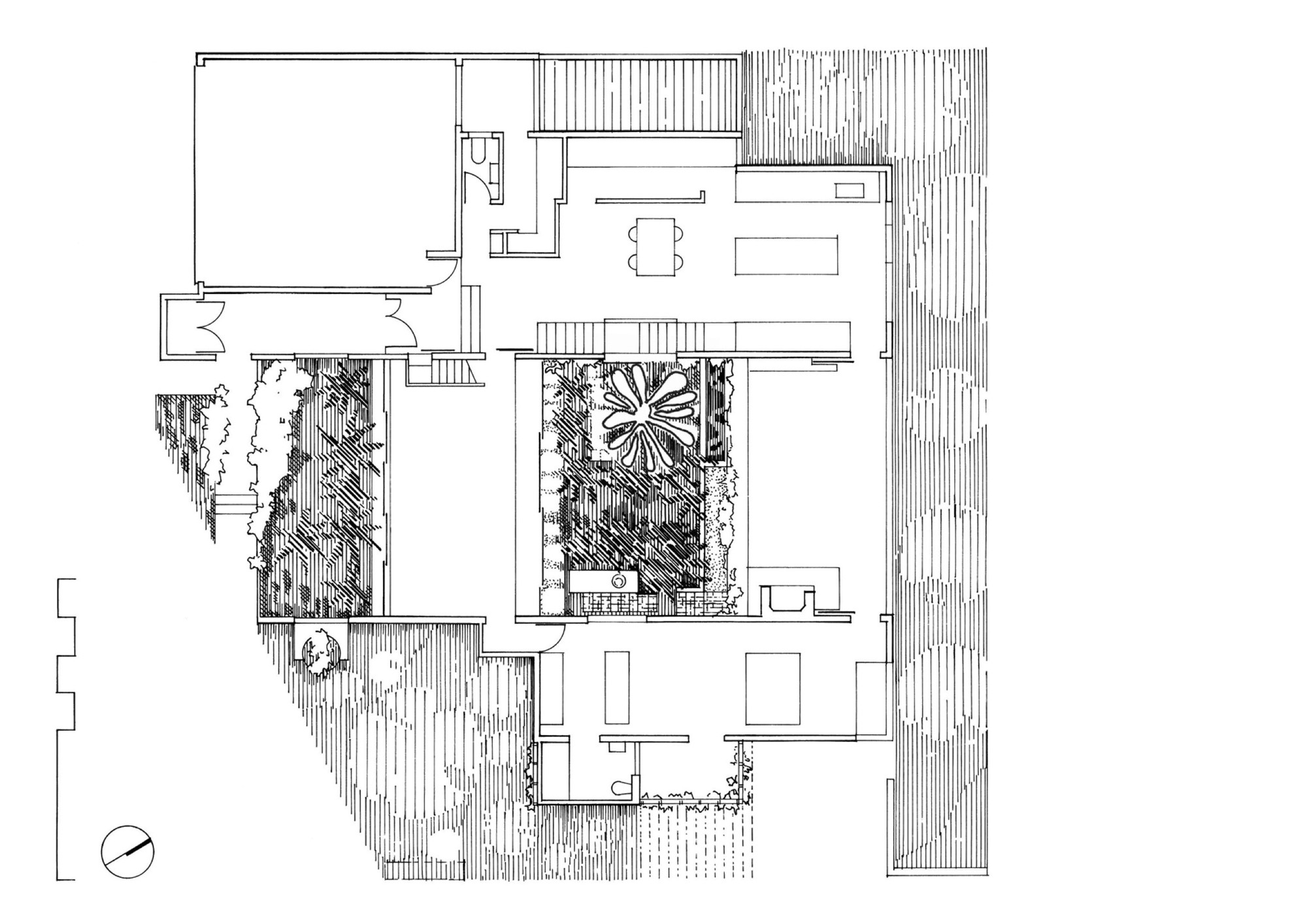 architecture floor plans gallery of z house donovan hill 14 10172
