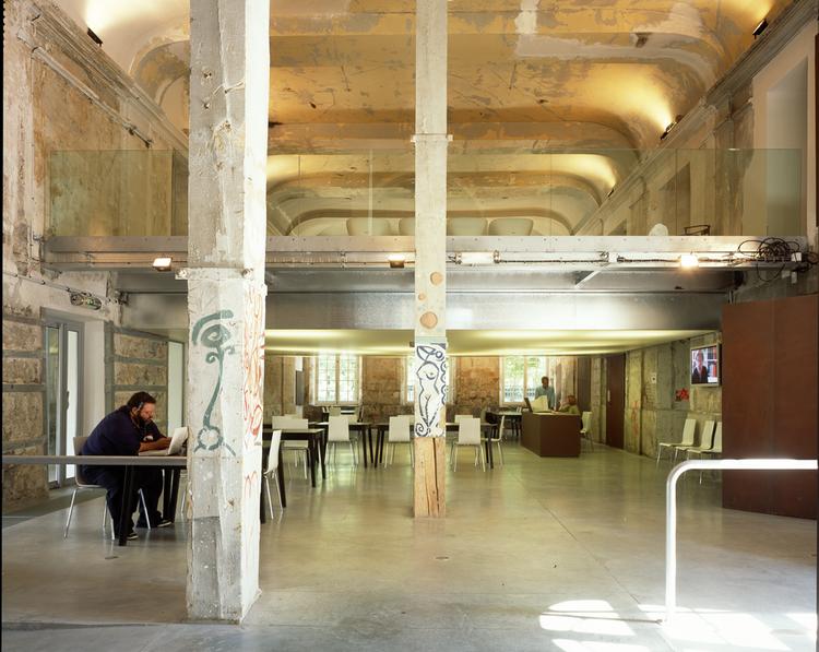 Maison de l'Architecture / Chartier – Corbasson, © Philippe Ruault