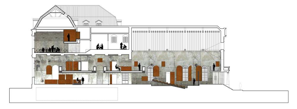 Gallery of Maison de l\'Architecture / Chartier – Corbasson - 9