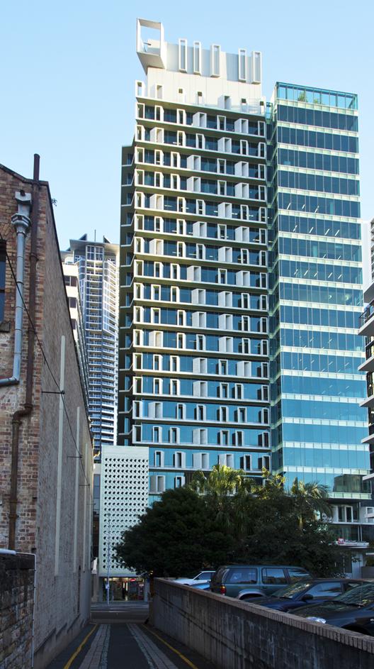 AM60 Building / Donovan Hill, © Sam Thiess