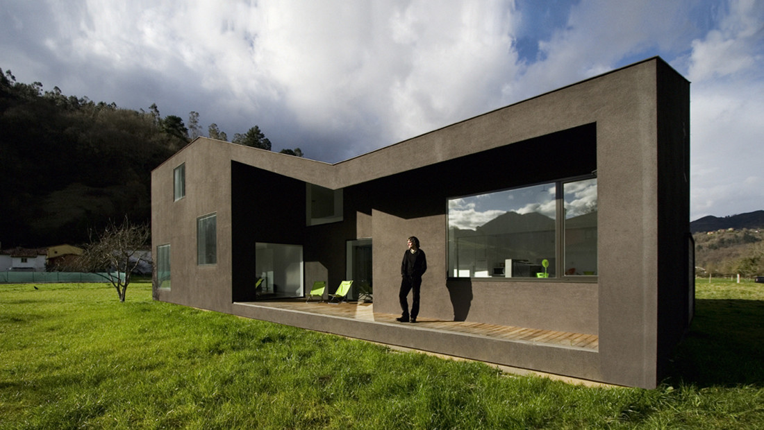 Candela House Zigzag Arquitectura Archdaily
