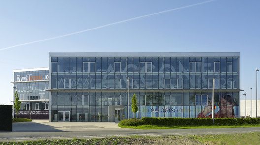 Accent jobs for people buro ii archdaily - Jobs leipzig buro ...