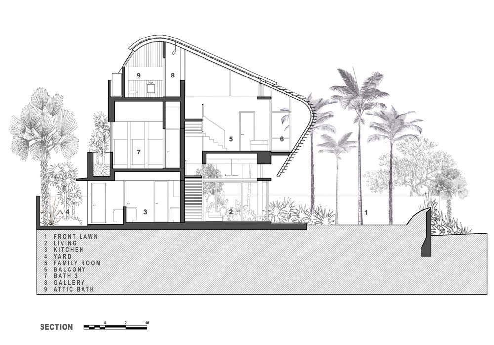 Gallery Of Changi Bungalow Formwerkz Architects 10