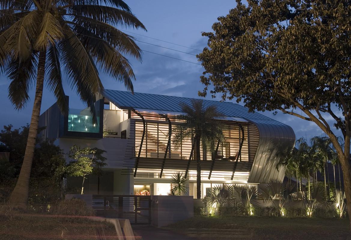 Changi Bungalow / Formwerkz Architects, © Albert Lim