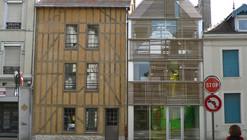 Agence Commerciale Opac de l'Aube / Colomès + Nomdedeu Architectes