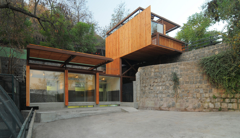 Zoo Nursery / Carreño Sartori Arquitectos, © Marcos Mendizabal
