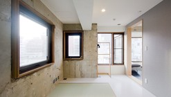 Hotel Nuts / Upsetters Architects