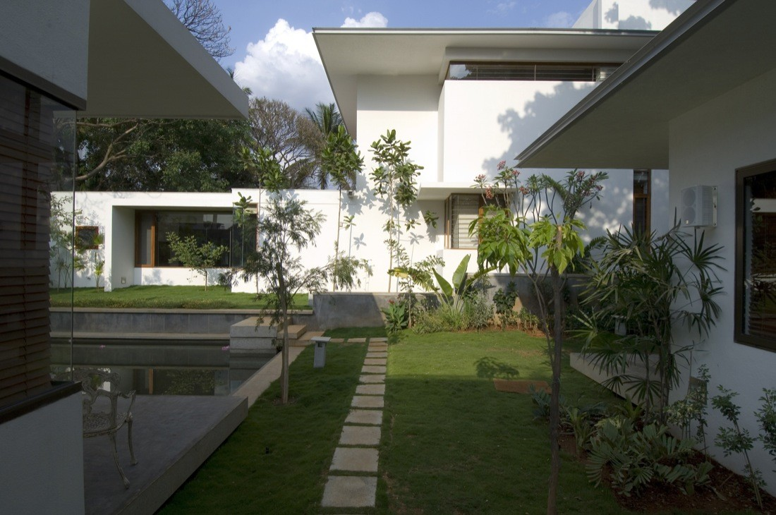 Indian Home Design With Garden Flisol Home