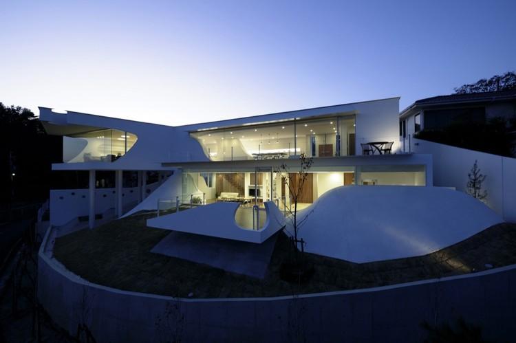 Mountains & Opening House / EASTERN Design Office, © Koichi Torimura